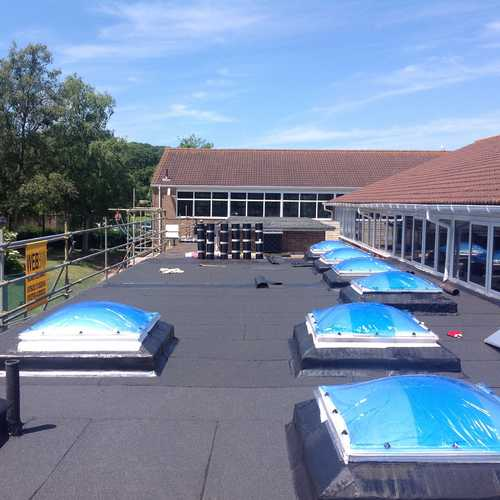 Successful CIF Roof bid
