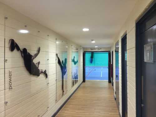 Design and Project Management of a Sports Centre