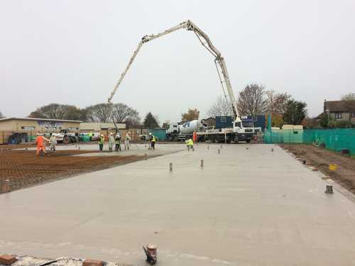 Project Management of New Buildings in Somerset